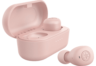 YAMAHA TW-E3B, In-ear Kopfhörer Bluetooth Pink