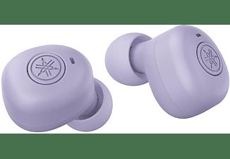 YAMAHA TW-E3B, In-ear Kopfhörer Bluetooth Lila