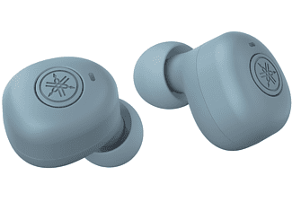 YAMAHA TW-E3B, In-ear Kopfhörer Bluetooth Blau
