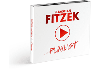 Fitzek Sebastian - Playlist  - (MP3-CD)