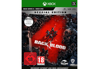 Back 4 Blood Special Edition - [Xbox Series X|S]