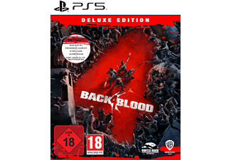 Back 4 Blood Deluxe Edition - [PlayStation 5]
