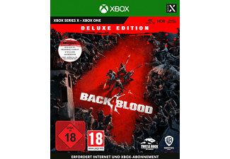 Back 4 Blood Deluxe Edition - [Xbox Series X|S]