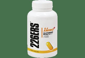 Suplemento alimenticio - 226ERS 6.4 Amino+, Glutamina+BCAA+L-Arginina+L-Tirosina, 8:1:1, 120 cápsulas, Blanco