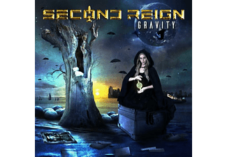 Second Reign - Gravity [CD]