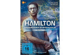 Hamilton-Undercover In Stockholm-Staffel 1 [DVD]