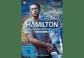 Hamilton-Undercover In Stockholm-Staffel 1 DVD
