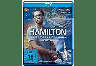Hamilton-Undercover In Stockholm-Staffel 1 Blu-ray
