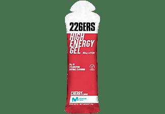 Gel energético - 226ERS High Energy Gel, 50 g de carbohidratos, Ciclodextrina, Cereza, Multicolor