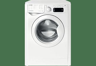 Lavadora carga frontal - Indesit EWE 81283 W SPT N, 8kg, 1200rpm, 6 programas, Balance de agua Plus, Blanco