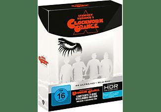 Uhrwerk Orange 4K Ultra HD Blu-ray + Blu-ray