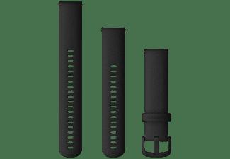 GARMIN Schnellwechsel-Armband 20 mm, Ersatzarmband, Garmin, Schwarz