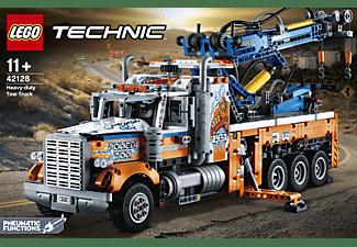 LEGO 42128 Schwerlast-Abschleppwagen Bausatz, Mehrfarbig