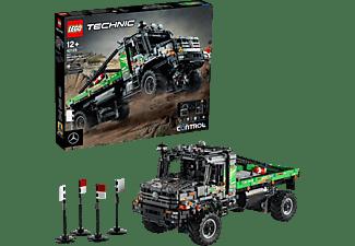 LEGO 42129 4x4 Mercedes-Benz Zetros Offroad-Truck Bausatz, Mehrfarbig