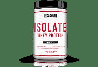 Suplemento de proteínas - Livecell Isolate Whey Protein, Chocolate, 900g, 30 servicios