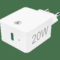HAMA Power Delivery (PD)/Qualcomm 20 Watt Ladegerät Universal, Weiß