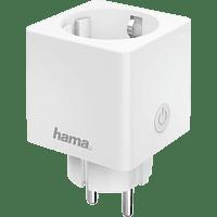 HAMA Mini WLAN-Steckdose mit Verbrauchsmessung