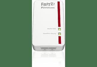 Repetidor Wi-Fi - AVM Fritz! Powerline 540 Set, IEEE P1901, 300 Mbps, WPA2, Gigabit, 2 unidades, Blanco