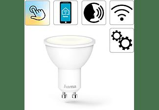 HAMA GU10, 5.5 W WLAN-LED Lampe Multi-Colour
