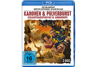 Kanonen & Pulverdunst [Blu-ray]