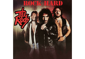 The Rods - Rock Hard (Slipcase) [CD]