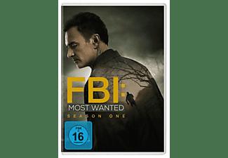FBI: Most Wanted - Staffel 1 [DVD]