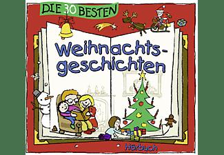 VARIOUS - Die 30 Besten Weihnachtsgeschichten  - (CD)