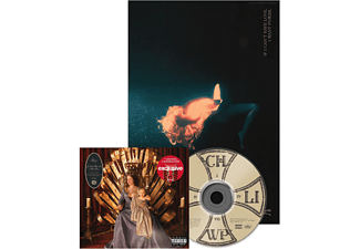 Halsey - If I Can't Have Love, I Want Power (Softpak + sticker + 1 additional track + poster)  - (CD)