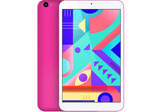 "Tablet - SPC Lightyear (2nd Gen), 32 GB, Rosa, Wi-Fi, 8"" HD, 2 GB RAM, Quad Core Cortex A35, Android 8.1"
