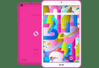 "Tablet - SPC Lightyear, 16 GB, Rosa, Wi-Fi, 8"" HD, 2 GB RAM, Quad Core Cortex A35, Android 8.1"