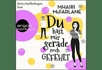 Britta Steffenhagen - Du Hast Mir Gerade Noch Gefehlt [MP3-CD]