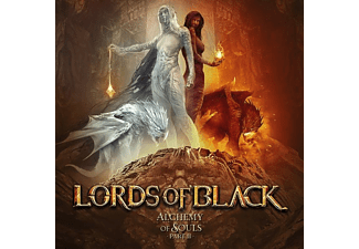 Lords Of Black - Alchemy Of Souls - Part II [CD]