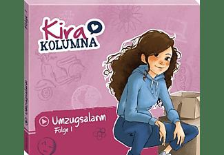 Kira Kolumna - Folge 1:Umzugsalarm! [CD]
