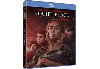 A Quiet Place Part II - Blu-ray