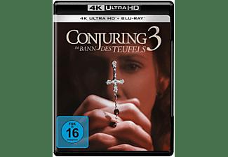 Conjuring 3: Im Bann des Teufels [4K Ultra HD Blu-ray + Blu-ray]