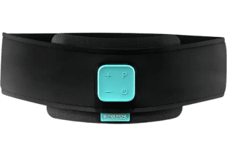 Electroestimulador - Slendertone Evolve Toning Belt, 100 Niveles, 12 Programas, Pantalla Oled, Negro