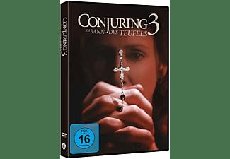 Conjuring 3: Im Bann des Teufels [DVD]