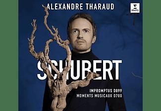 Alexandre Tharaud - Impromptus D899, Moments Musicaux D780 [CD]