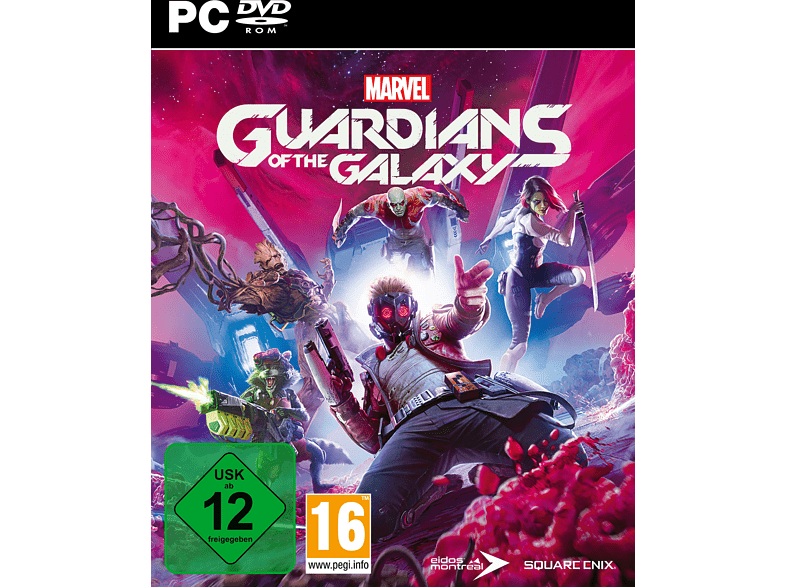 Marvel's Guardians of the Galaxy - [PC]
