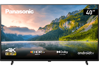 PANASONIC TX-40JXW834 LED TV (Flat, 40 Zoll / 100 cm, UHD 4K, SMART TV, Android TV)