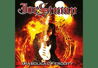 Joe Stump - Diabolical Ferocity [CD]