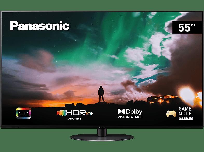 PANASONIC TX-55JZW984 OLED TV (Flat, 55 Zoll / 139 cm, UHD 4K, SMART TV, my Home Screen 6.0)