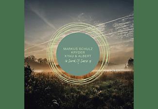 Markus/kryder/kyau & Albert Schulz - In Search of Sunrise 17 [CD]