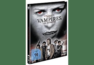 John Carpenter's Vampires : Los Muertos Mediabook [Blu-ray + DVD]