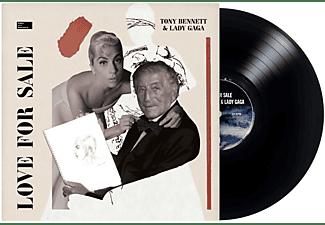 Tony Bennett & Lady Gaga - Love For Sale  - (Vinyl)