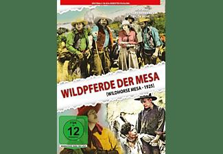Wildpferde Der Mesa (1925)-In Kolorierter Fassung [DVD]