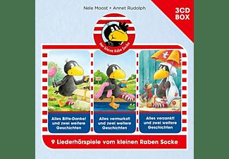 Der Kleine Rabe Socke - Der Kleine Rabe Socke-3-CD Hörspielbox Vol.3 [CD]