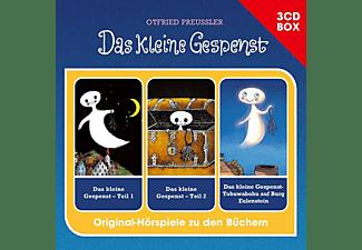 Otfried Preussler - Das Kleine Gespenst-3-CD Hörspielbox [CD]