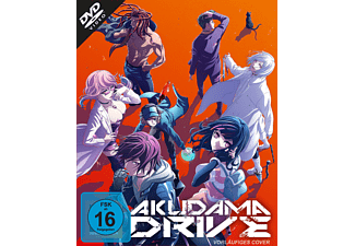 Akudama Drive - Staffel 1 - Vol. 3 (Ep. 9-12) [DVD]