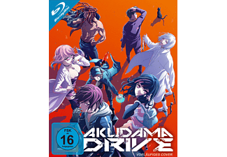 Akudama Drive - Staffel 1 - Vol. 3 (Ep. 9-12) [Blu-ray]